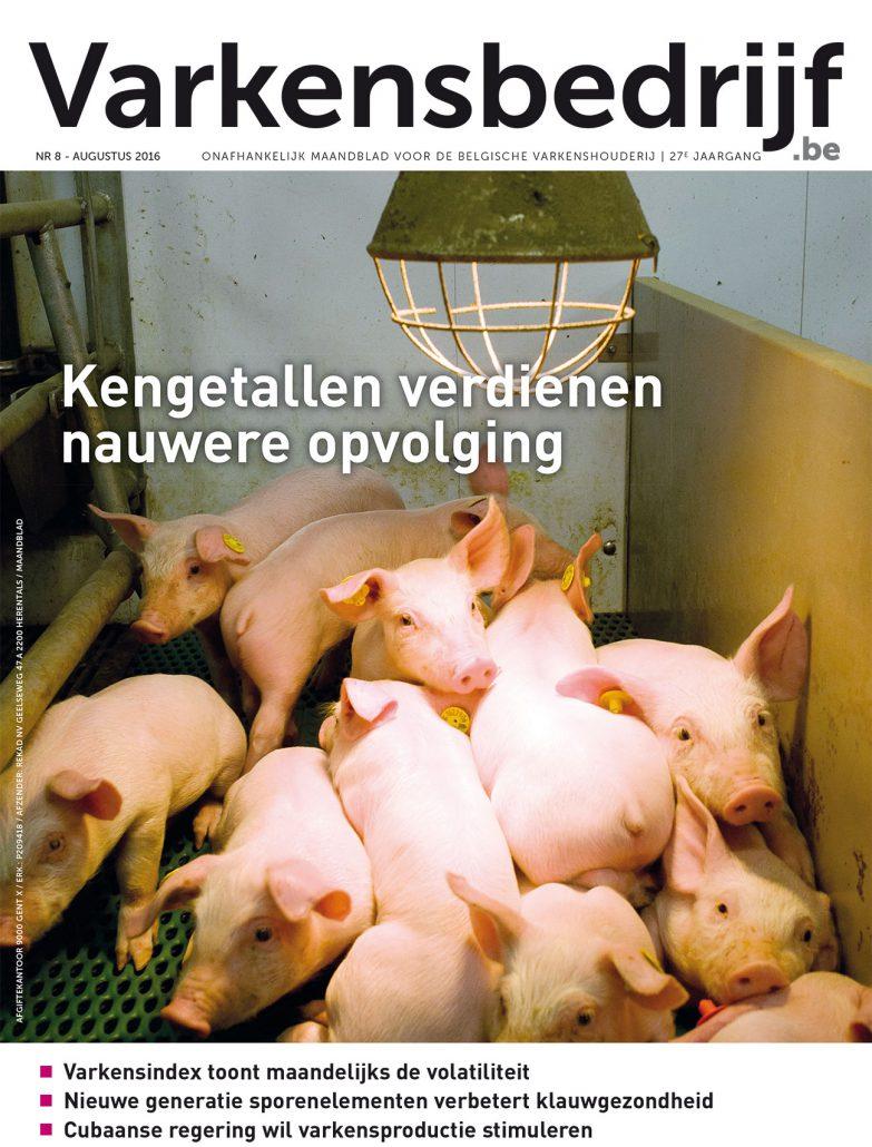 Varkensbedrijf BE