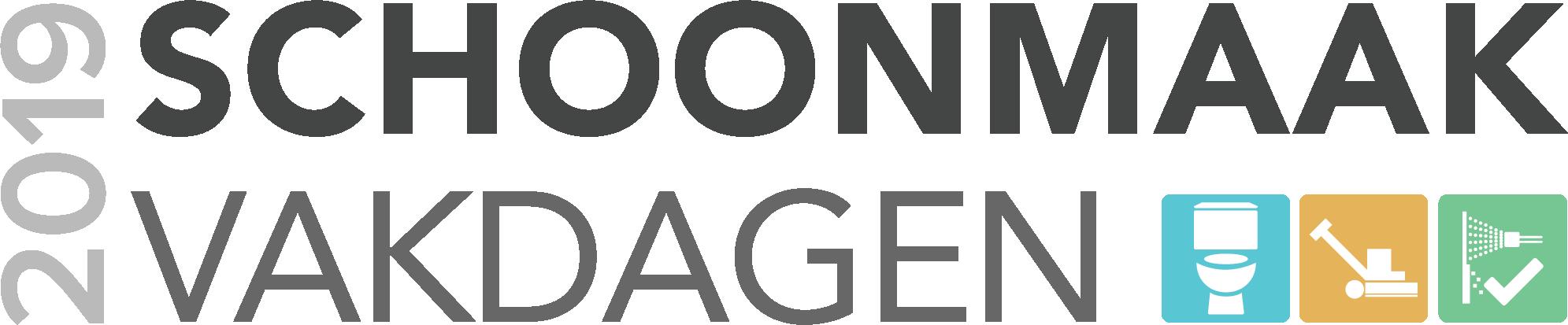 Logo Schoonmaak Vakdagen 2019