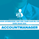 Facebook bericht accountmanager