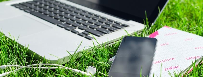 Mobiel gebruik landbouwer