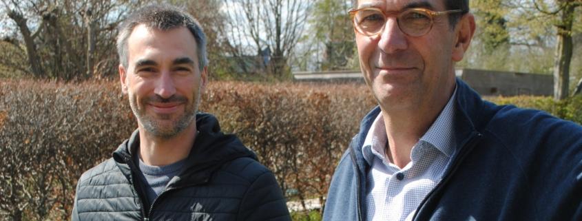 Seppe Deckx en Jan Ebinger